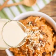 Grain-free Breakfast Porridge
