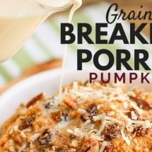 Can you do Oatmeal with No Grains?