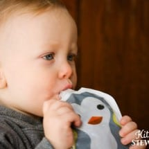 Are Babies and Toddlers Getting the Nutrients They Need?