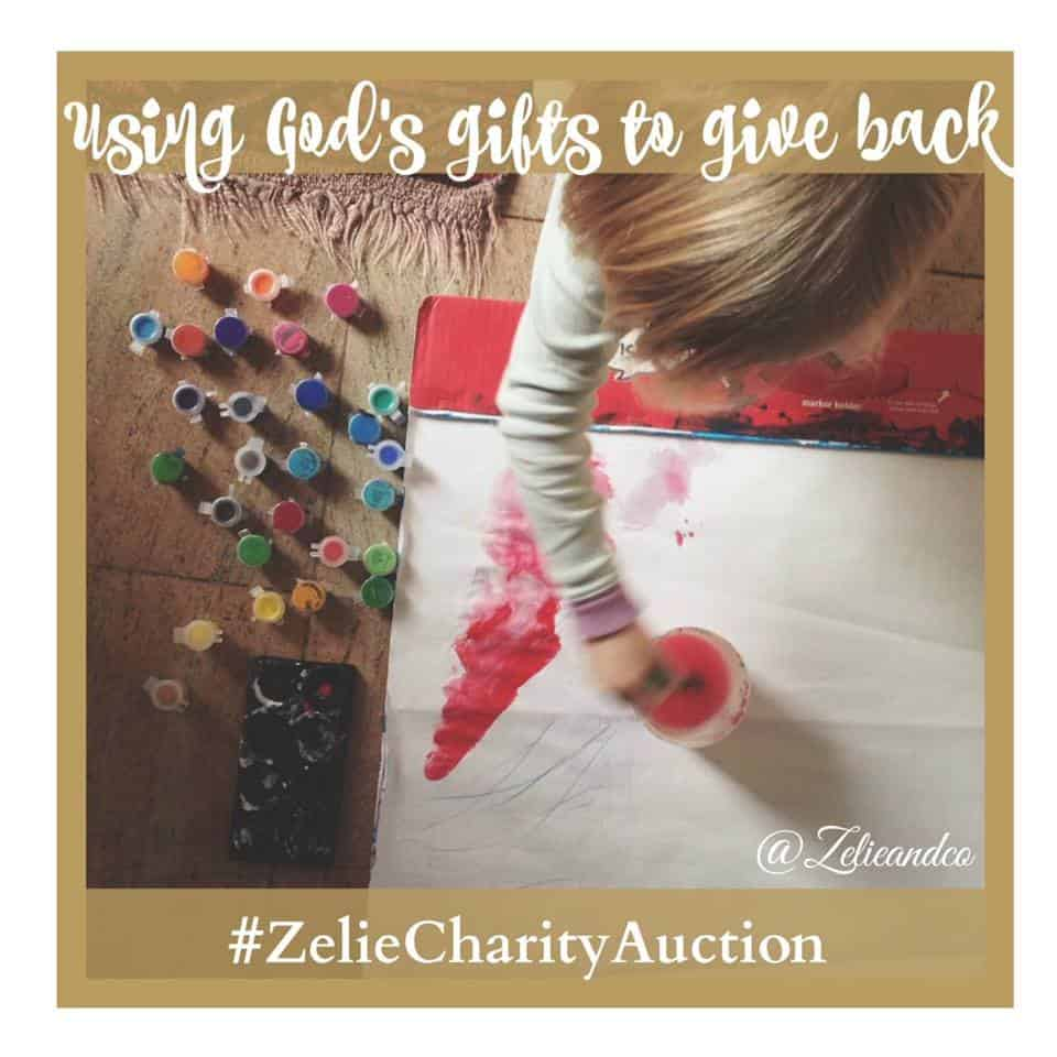 Zelie and Co Charity Auction