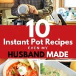Easy Instant Pot One Pot Meals