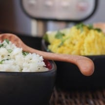 Quick Cauli-Rice in the Instant Pot