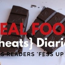 Real Food {Cheats} Diaries: What Tempts KS Readers Away from Real Food?