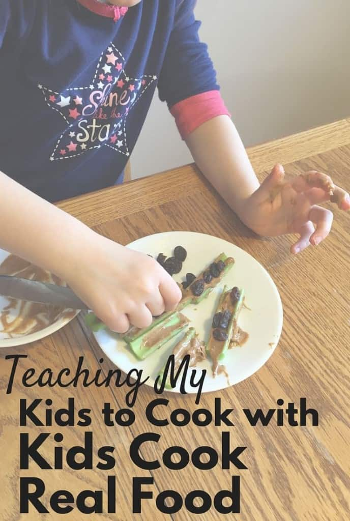 Gotta love #fail moments. But it wasn't until taking the Kids Cook Real Food eCourse that I realized MY habits were setting my KIDS up for failure.