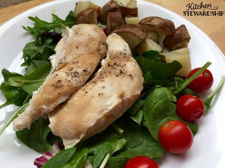 Maple Garlic Chicken Recipe 4