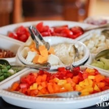 Serve an Easy Pasta Salad Bar for Your Next Party