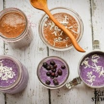 Homemade No-Cook Chocolate Chia Pudding Recipe (Dairy-Free Options)
