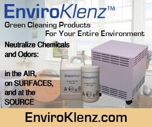EnviroKlenz all-natural odor eliminators
