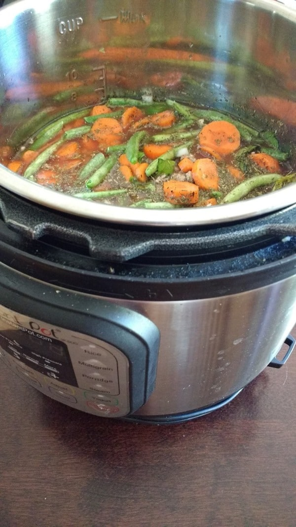 Camping with the Instant Pot - prep before you leave home