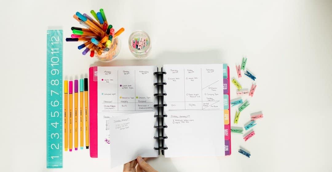 I Heart Planners Bullet Journal