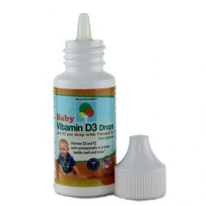 Raise Them Well Vitamin Drops Product Photo