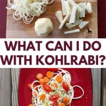 {Series: Those Weird Veggies} Everything You Didn't Know to Ask About Kohlrabi