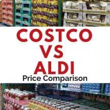 Costco vs. ALDI: Where is the Best Deal?