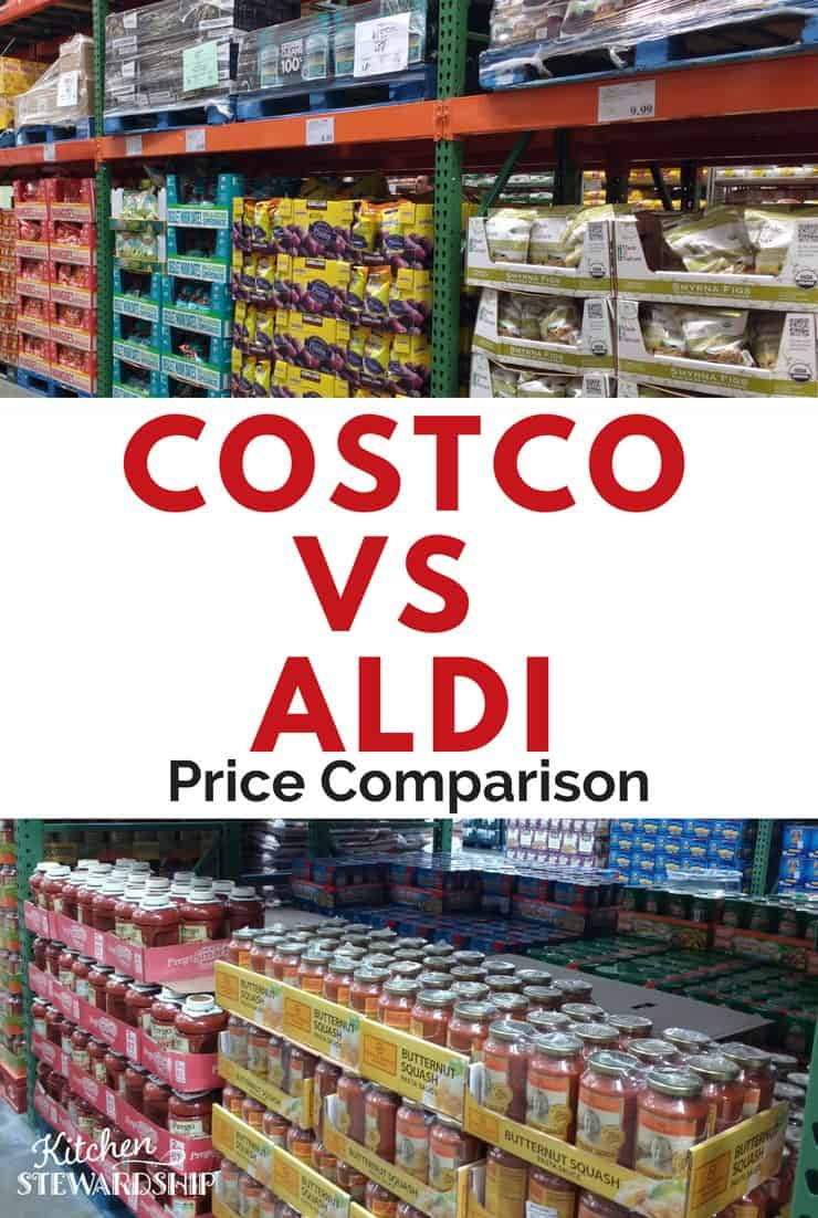 Costco Vs ALDI