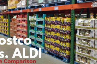 Costco vs. ALDI: Where is the Best Deal?