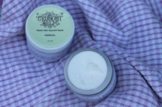 Feed your Skin with Crunchy Balm {GIVEAWAY – NOW CLOSED}