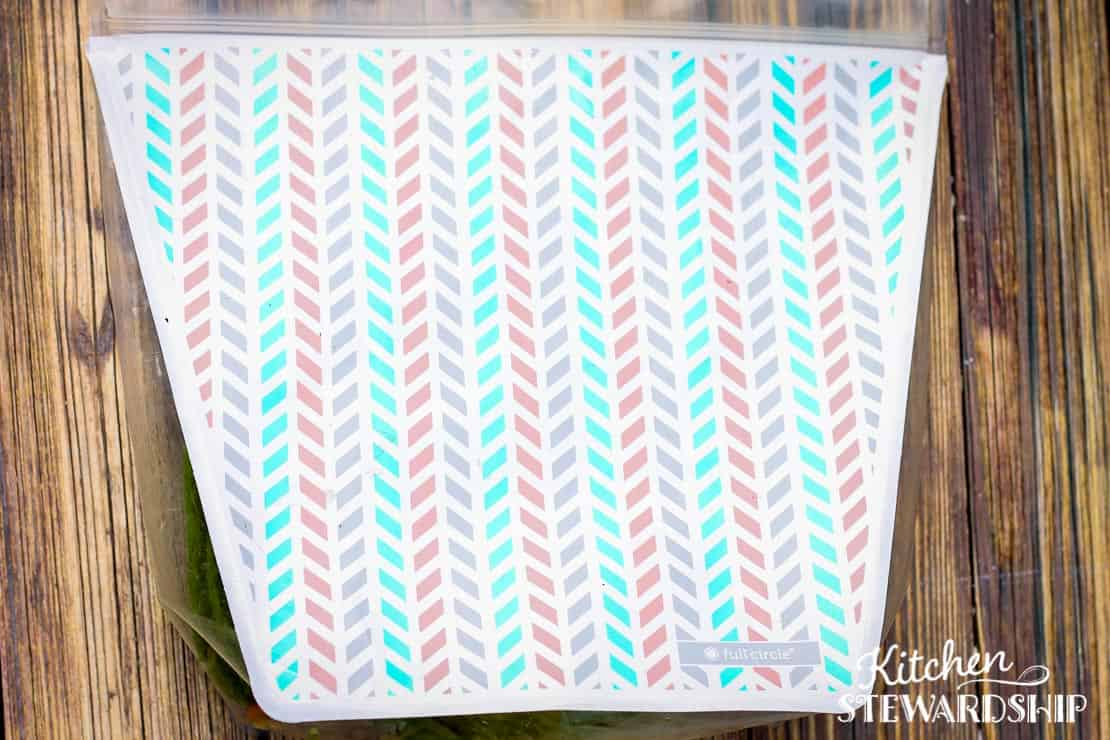 Full Circle reusable storage bag