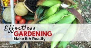 Tips for a gardening method that makes it easier
