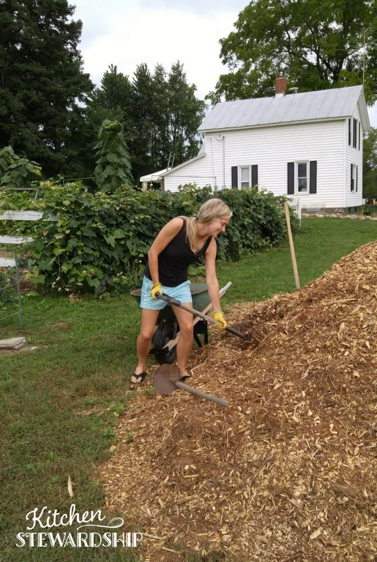 Make Effortless Gardening A Reality Back To Eden Garden