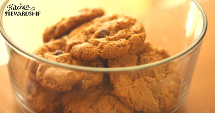 Delicious cookies made with aluminum-free baking powder