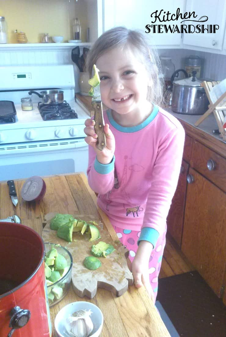Teach your kids to cook with the Kids Cook Real Food eCourse...give them the love of preparing food!