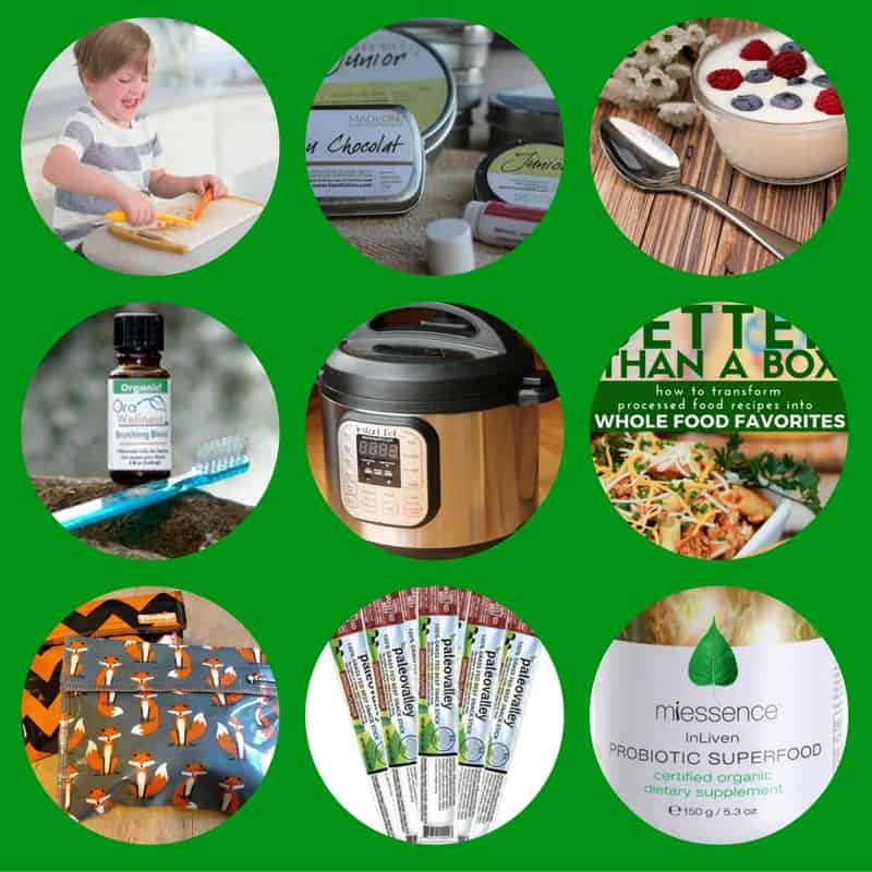 2016 Favorite Things Christmas Giveaway! Kitchen Stewardships favorite things as prize valued at over $700!