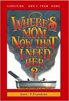 Where's Mom cookbook