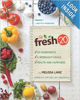Fresh 20 cookbook