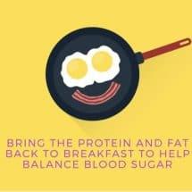 Balance Your Blood Sugar to Balance Your Hormones {Women's Wellness GUEST Series}