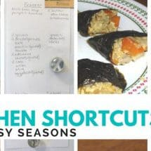 Kitchen Shortcuts for Busy Seasons