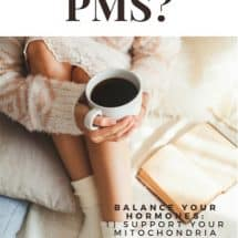 Eve's Curse: Not PMS! {Women's Wellness Series}