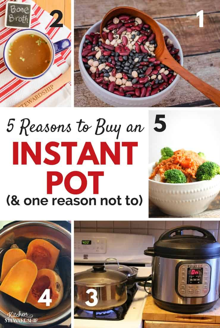 Should I Buy An Instant Pot Electric Pressure Cooker