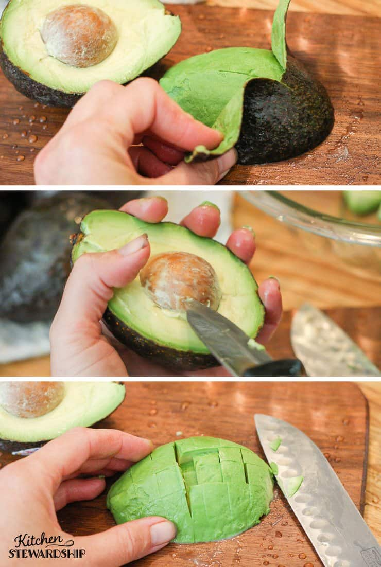 How to freeze guacamole