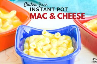 Gluten Free Instant Pot Mac & Cheese Recipe