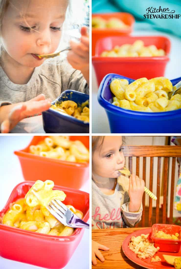Simple and delicious Gluten Free Instant Pot Mac and cheese - kid tested, mom approved! Easy weeknight favorite.