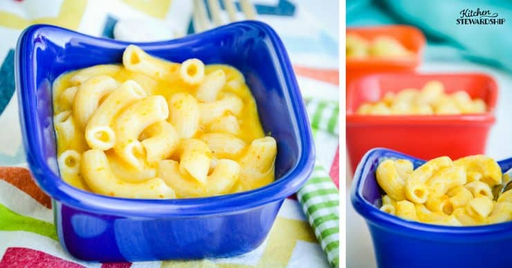 Grain-Free Instant Pot Mac & Cheese