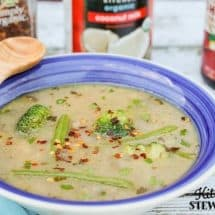 Thai Chicken Stir Fry Soup Recipe