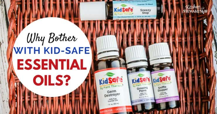 kid safe essential oils