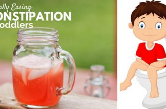 Naturally Easing Constipation in Toddlers