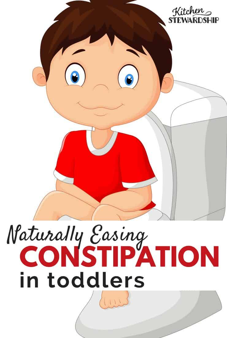 Naturally Easing constipation in toddlers. Home remedies and advice from fellow moms.