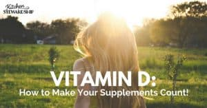 Vitamin D: Why Your Levels Didn't Go Up After Supplementing