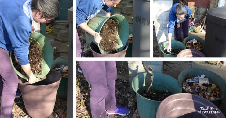 Composting - how to start and maintain it. Easy tips for everyone to start today!