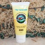 Poofy Organics natural sunscreen review