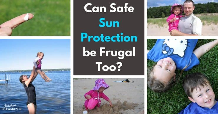 Save money and time with these tips for staying sun safe all summer long. Easy tips the whole family can benefit from and they don't cost an arm and a leg!