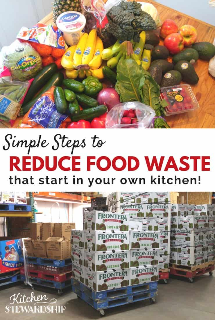 Simple ways to reduce your food waste and make an impact. Easy everyday tips anyone can try.