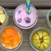 10 Easy Lunches for Kids Using Mason Jars