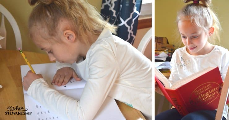 How to successfully make the transition to homeschooling. A look into this moms first year. Learn your child's best learning style!