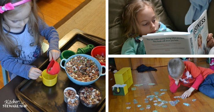 Advice on how to transition to homeschooling from a fellow mom. What to expect and tips for how to adjust.