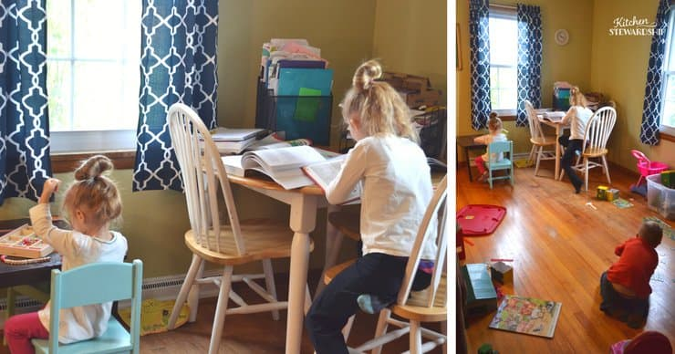Advice on how to transition to homeschooling from a fellow mom turned homeschooler. From day one to finishing up the first year will advice for everything in between!