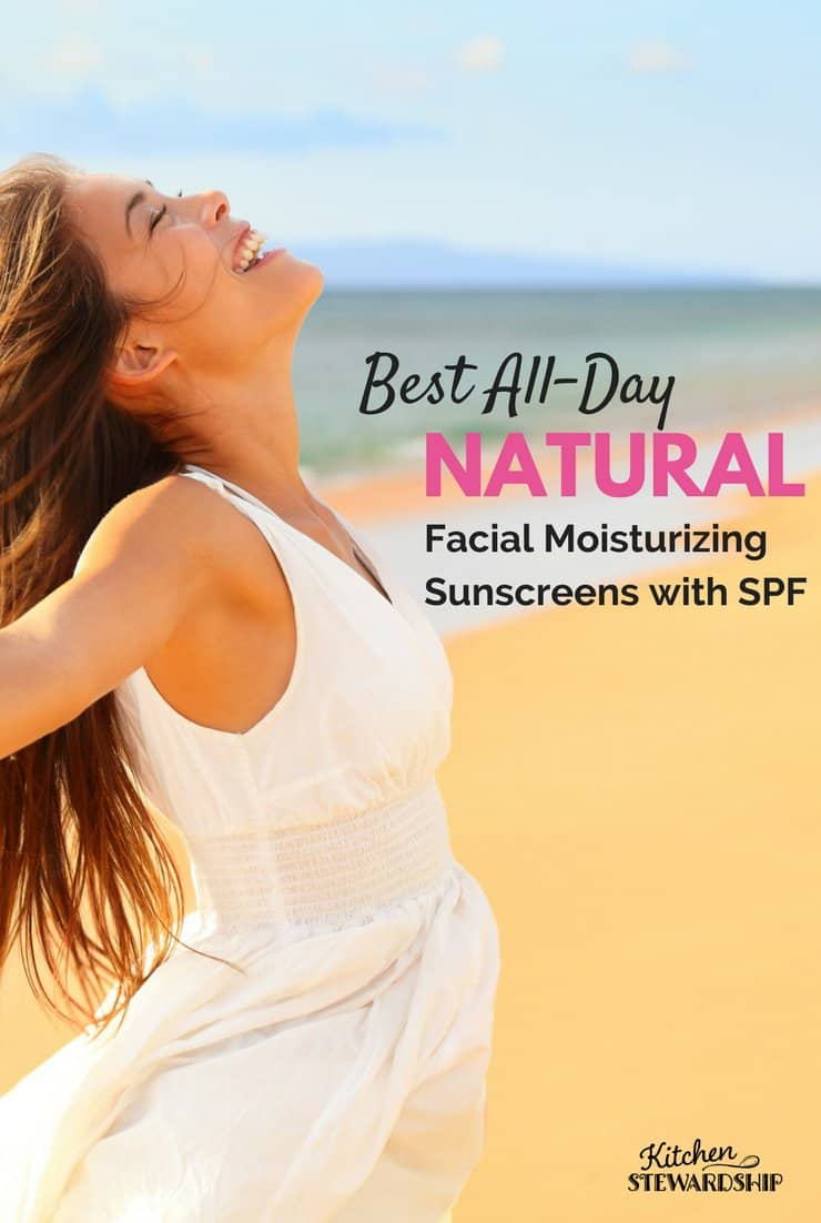 best safe sunscreen for daily facial moisturizer